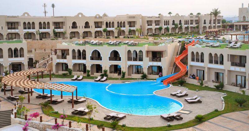 Hotel SUNRISE Grand Select Arabian Beach