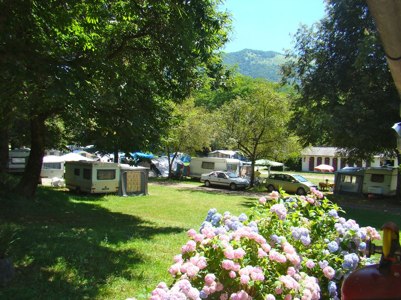 Camping Le Prat Dou Rey
