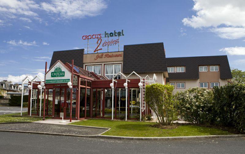 Hotel Crocus Caen Parc Expo