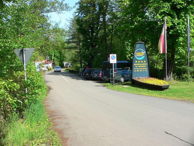 Camping Spreewald Am Schlosspark
