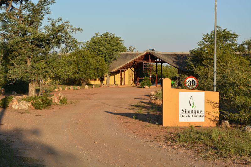 Lodge Silonque Bush Estate
