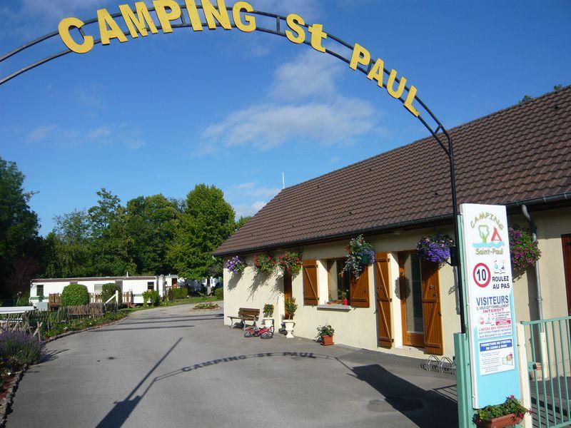 Camping Municipal Saint Paul