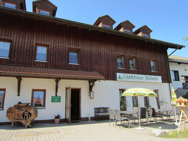 Gasthof Gästehaus Haibach