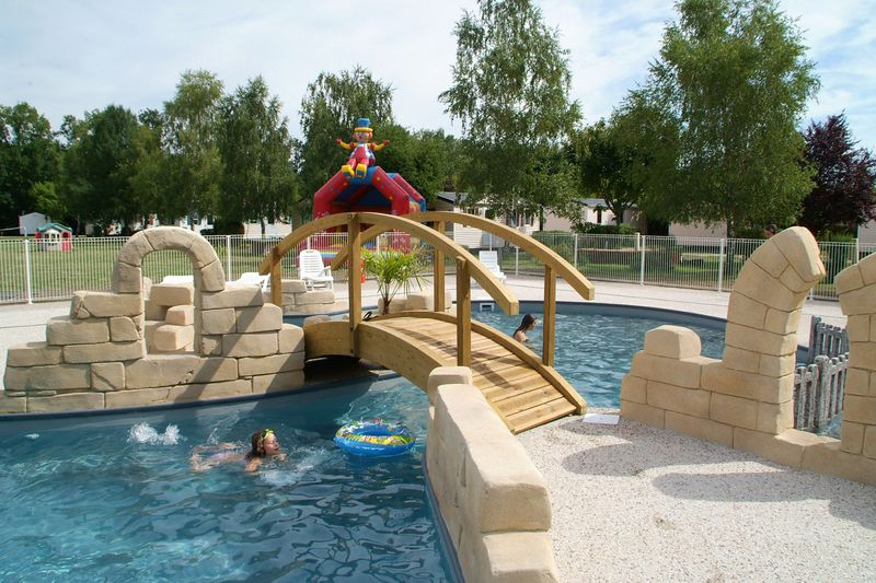 Camping Flower Camping Les Granges