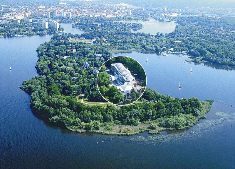 Hotel Inselhotel Potsdam-Hermannswerder