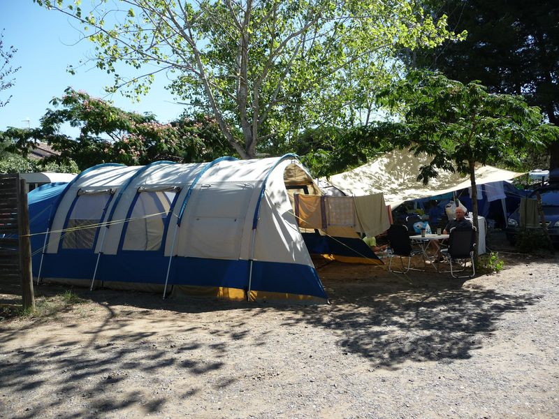 Camping Les Sablettes