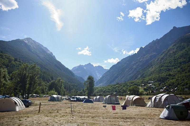 Camping Huttopia Vallouise