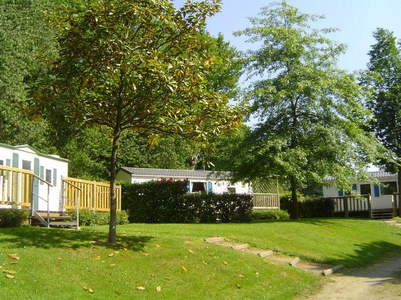 Camping Municipal du Gué St. Léonard