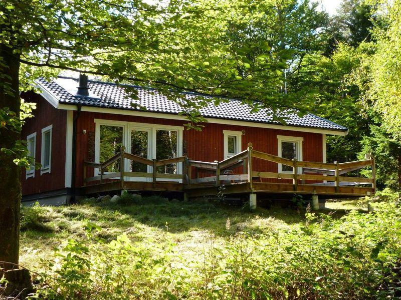 Vakantiehuis Uggla Stuga