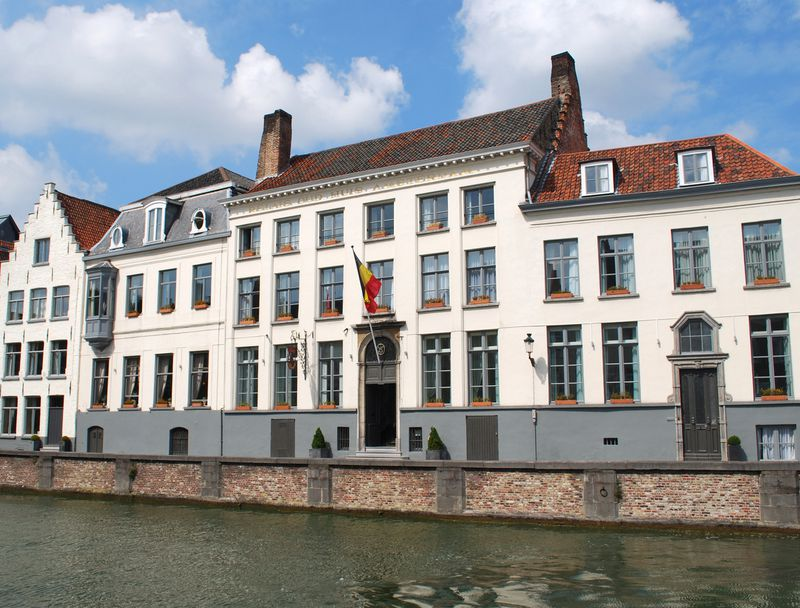 Hotel Martin's Relais Oud Huis Amsterdam