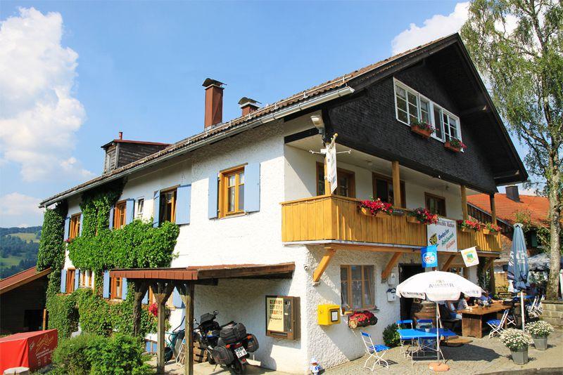 Hotel Berggasthof Sonne