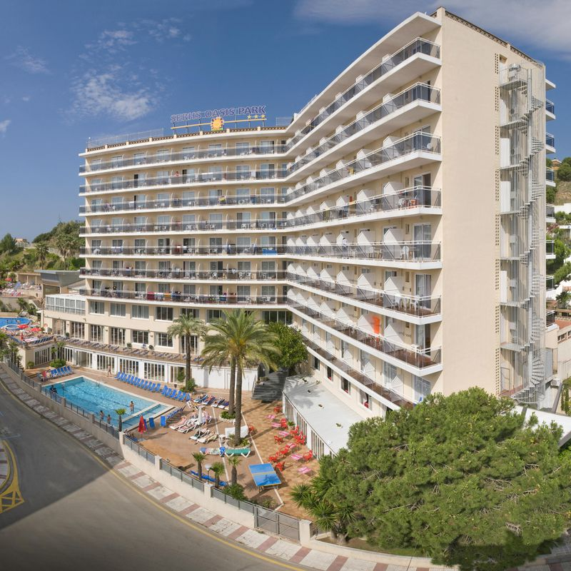 Hotel Oasis Splash
