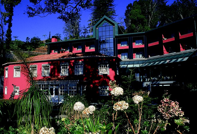 Hotel Quinta do Monte Panoramic Gardens