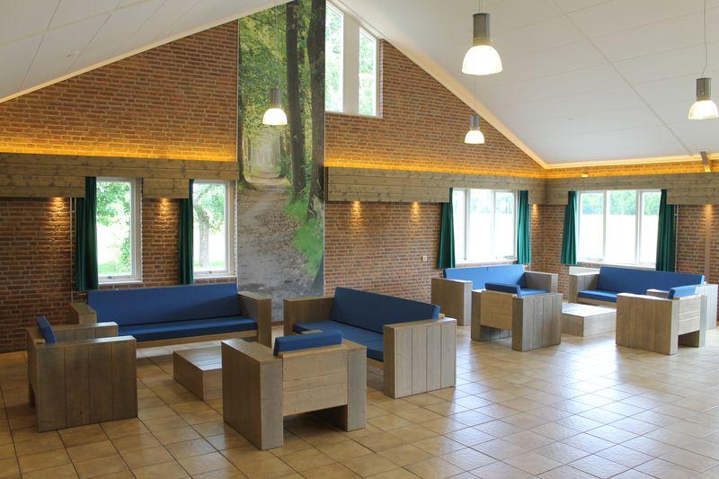 Vakantiehuis Groepsaccommodatie De Haverkamp