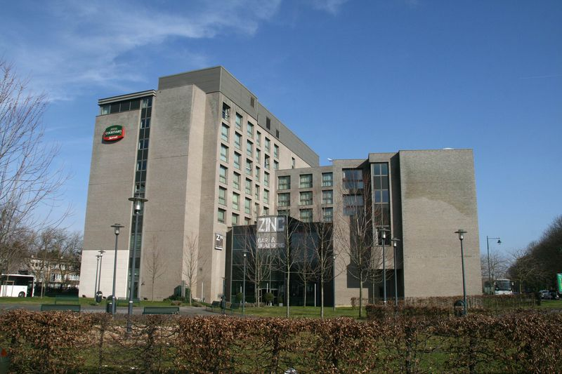 Hotel Marriott Courtyard Brussel