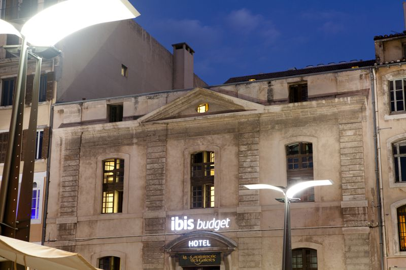 Hotel Ibis Budget Marseille Vieux Port