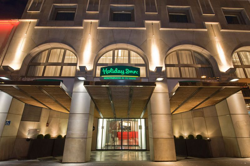 Hotel Holiday Inn Paris-Montparnasse Pasteur