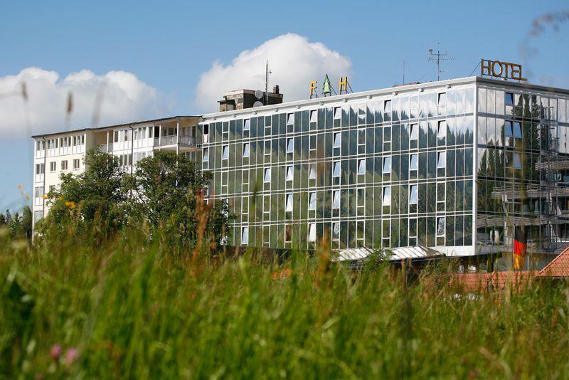 Aparthotel Familotel Feldberger Hof