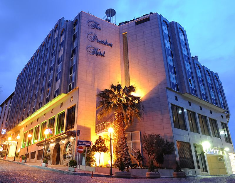 Hotel Best Western Plus The President