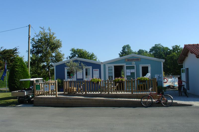 Camping Le Domaine d'Oléron