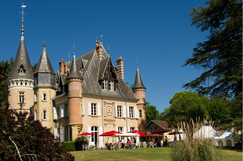 Camping Chateau Le Haget (Glamping)