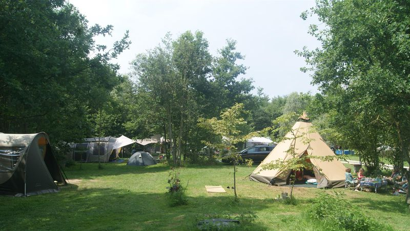 Camping Les Arbois