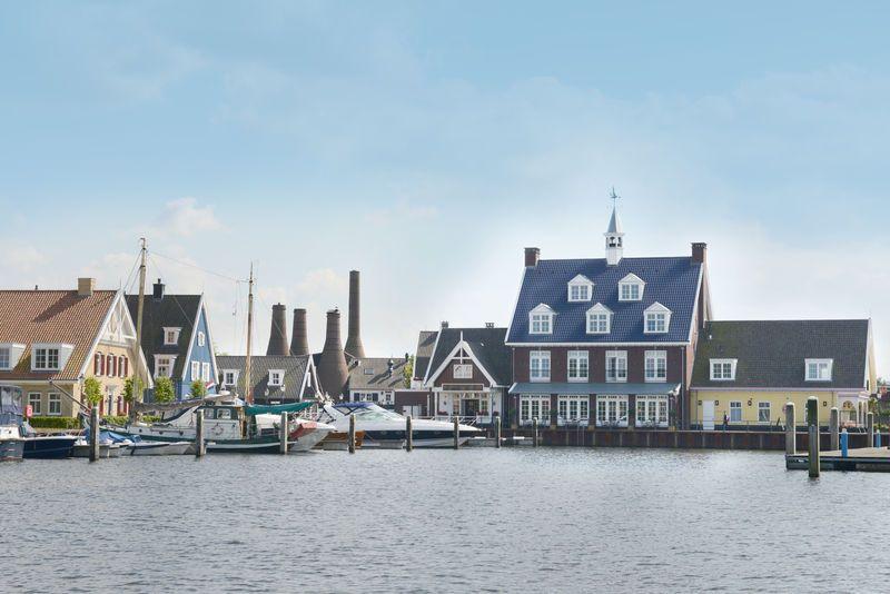 Restaurant Dickens Huizen : Hotel fletcher nautisch kwartier in huizen nederland
