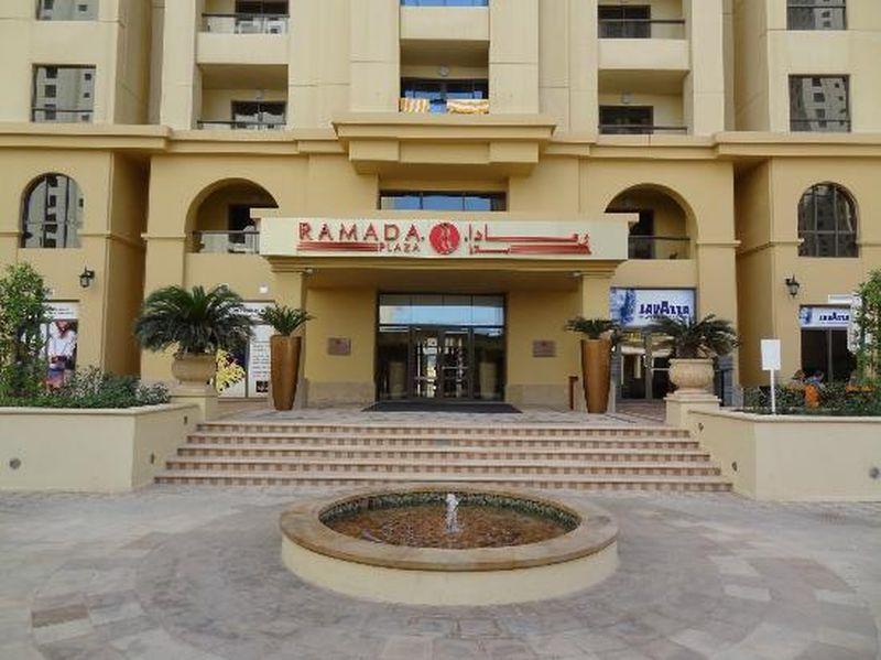 Hotel Ramada Plaza Jumeirah Beach