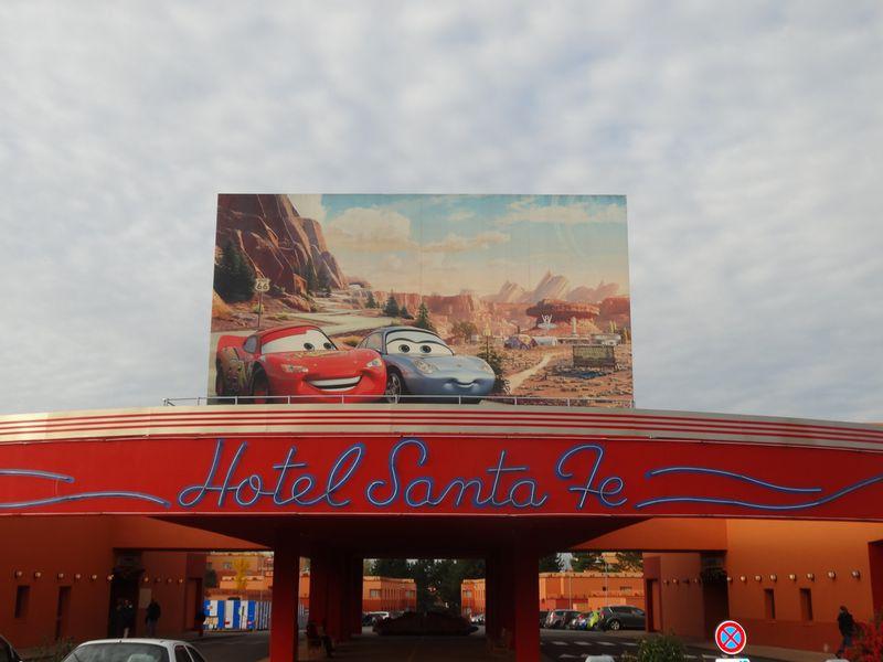 Hotel Disney's Santa Fe