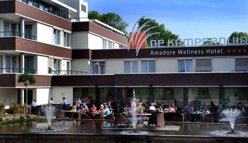 Hotel Amadore Hotel Restaurant De Kamperduinen