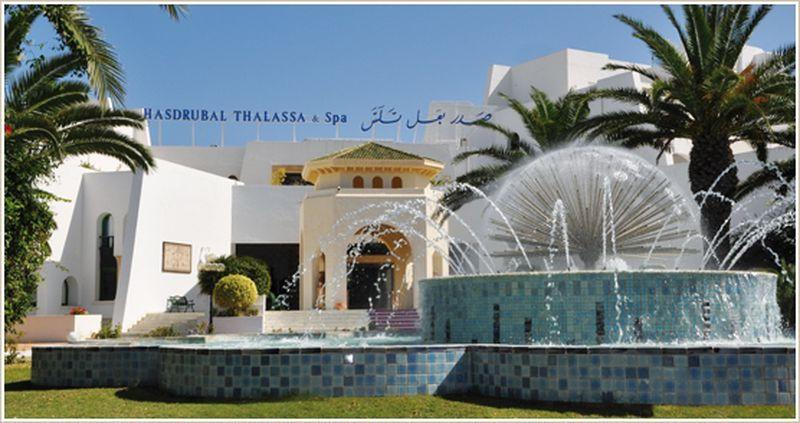 Hotel Hasdrubal Thalassa & Spa Port El Kantaoui