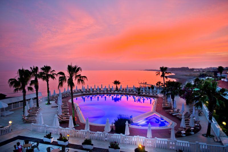 Hotel SENTIDO Flora Garden