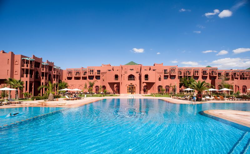 Hotel Palm Plaza & Spa Marrakech