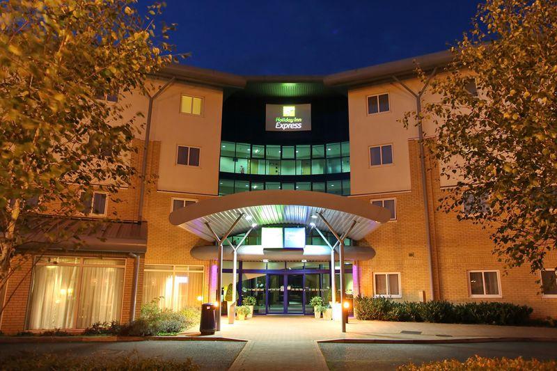 Hotel Express by Holiday Inn Southampton M27 Jct7