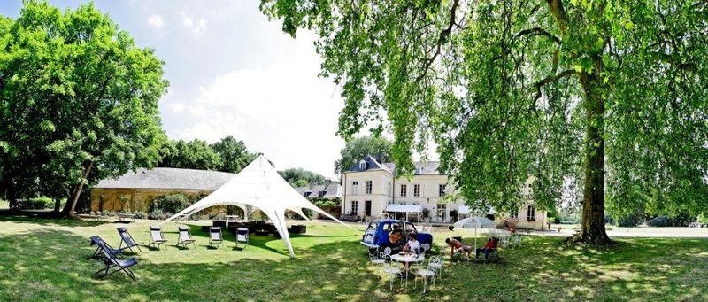 Camping Château de Chanteloup