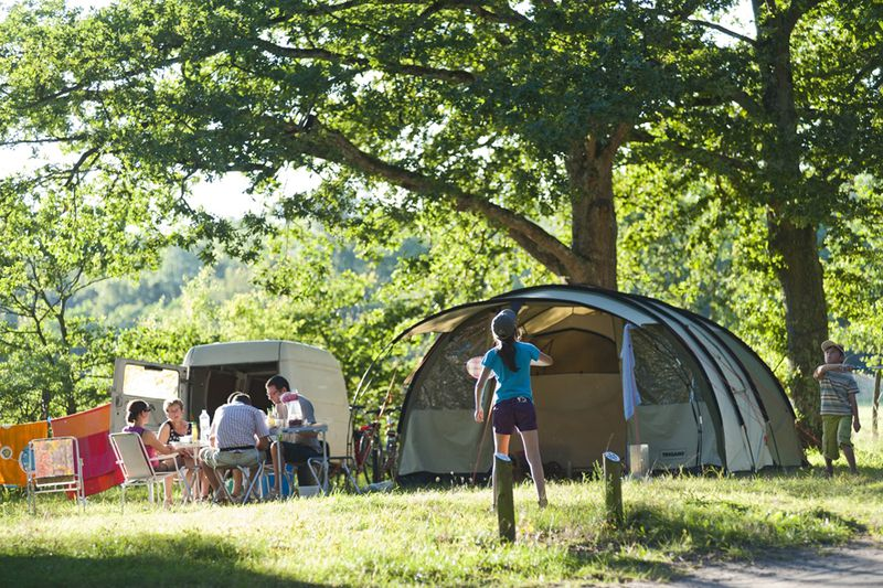 Camping Huttopia Les Châteaux