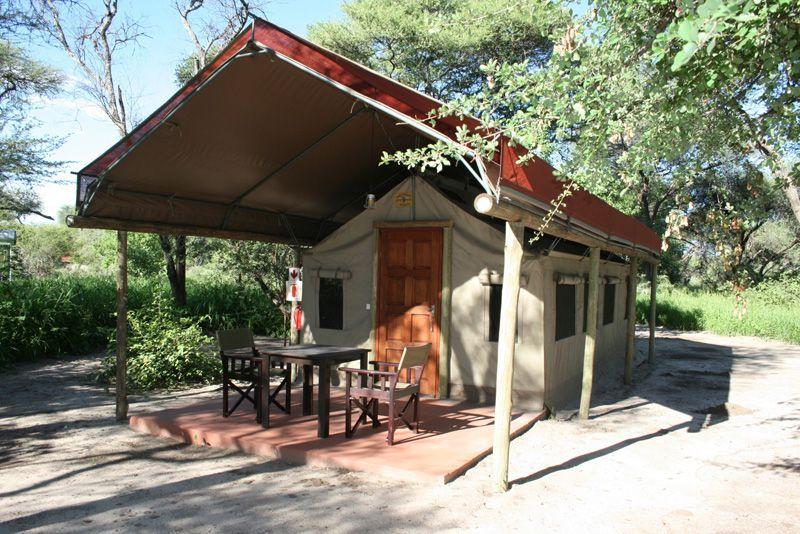 Lodge Tshima Bush Camp