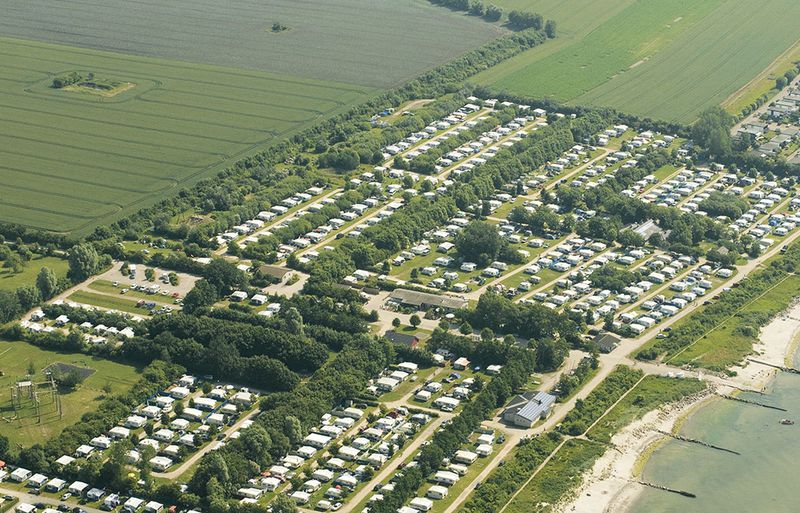 Camping Südstrand in Fehmarn, Duitsland | Zoover