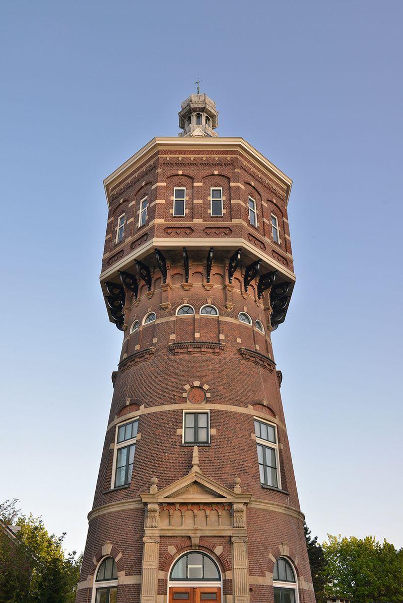 Vakantiehuis Watertoren Vlissingen
