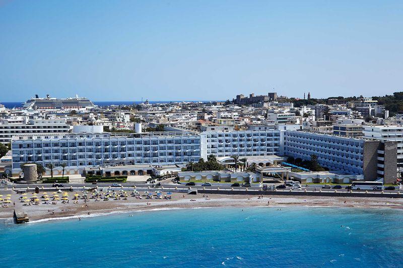 Hotel Mitsis Grand Beach Hotel