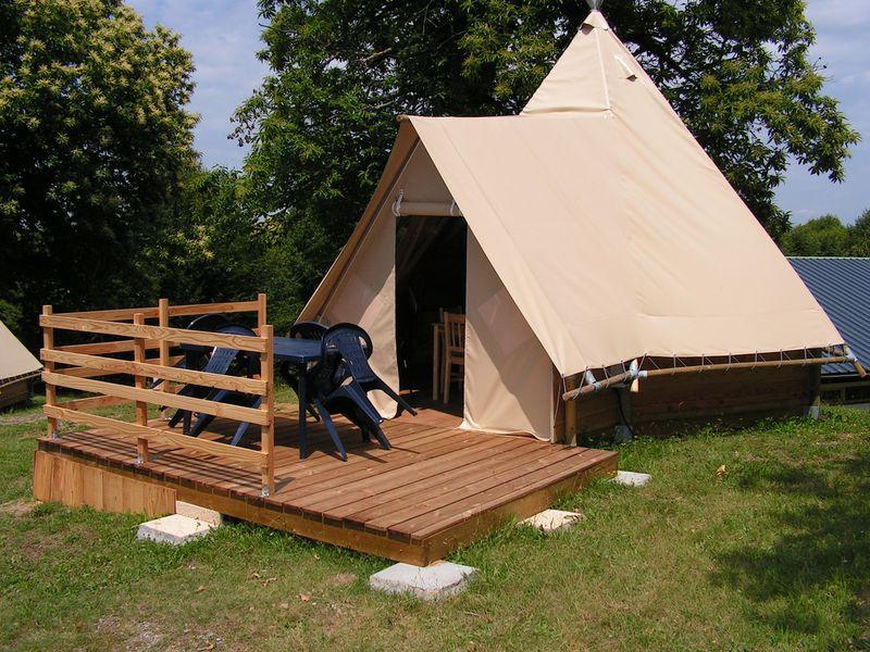 Camping Lac de Bournazel