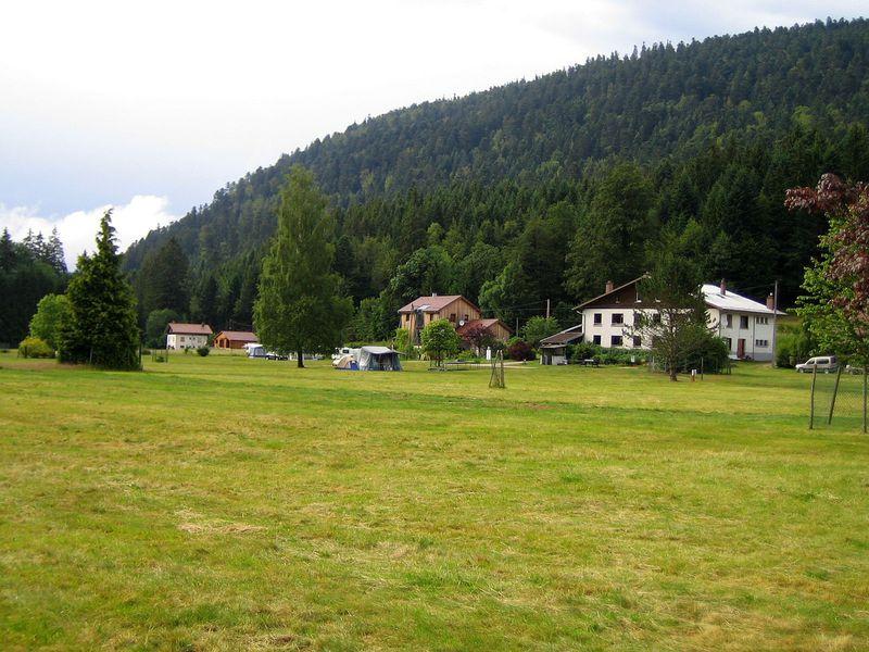 Camping La Grange Mauselaine