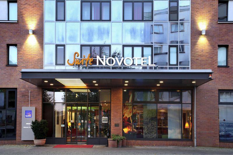 Hotel Novotel Suites Berlin City Potsdamer Platz