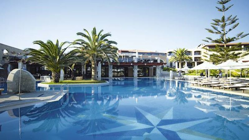 Hotel Atlantica Caldera Creta Paradise