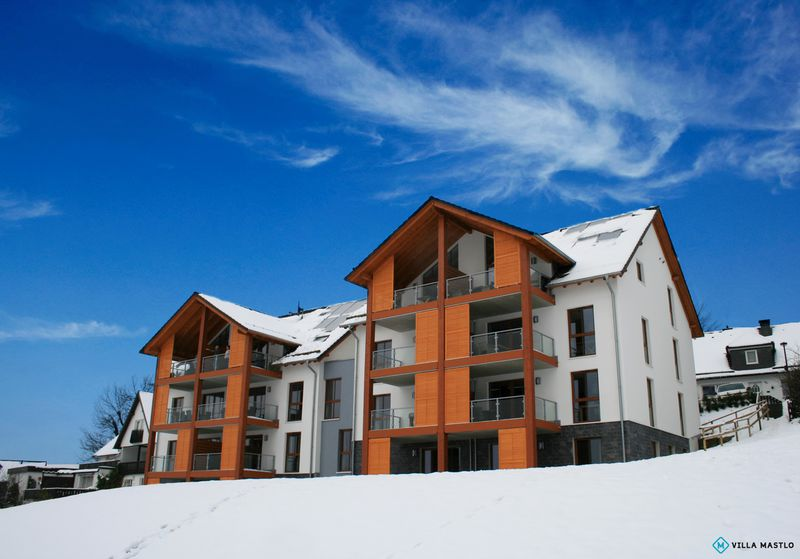 Appartement Residence Astenberg Penthouse Mastlo