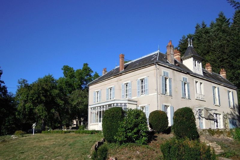 Bed and Breakfast Manoir Theursot