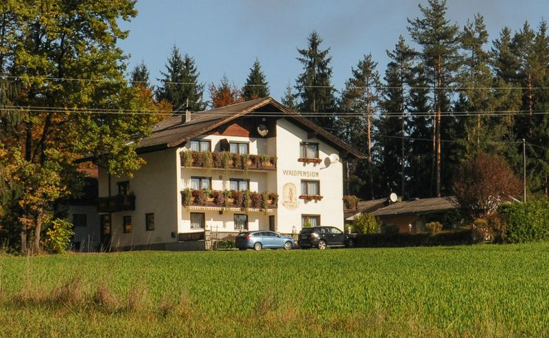 Pension Waldpension Schiefling am See