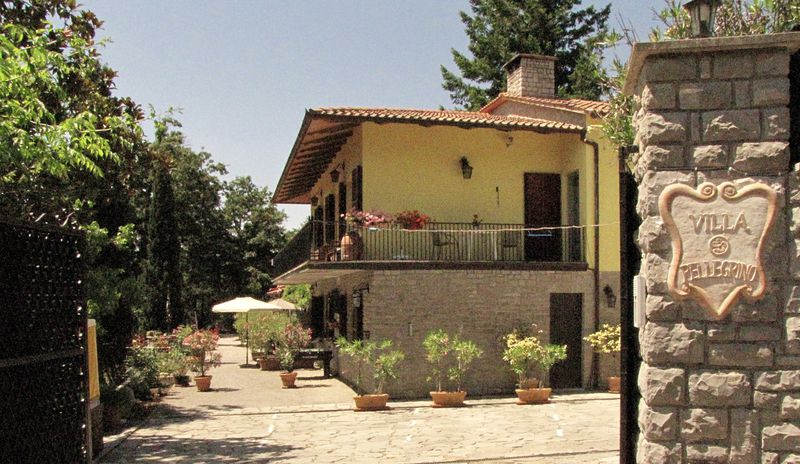 Bed and Breakfast Villa Pellegrino & Appartementen