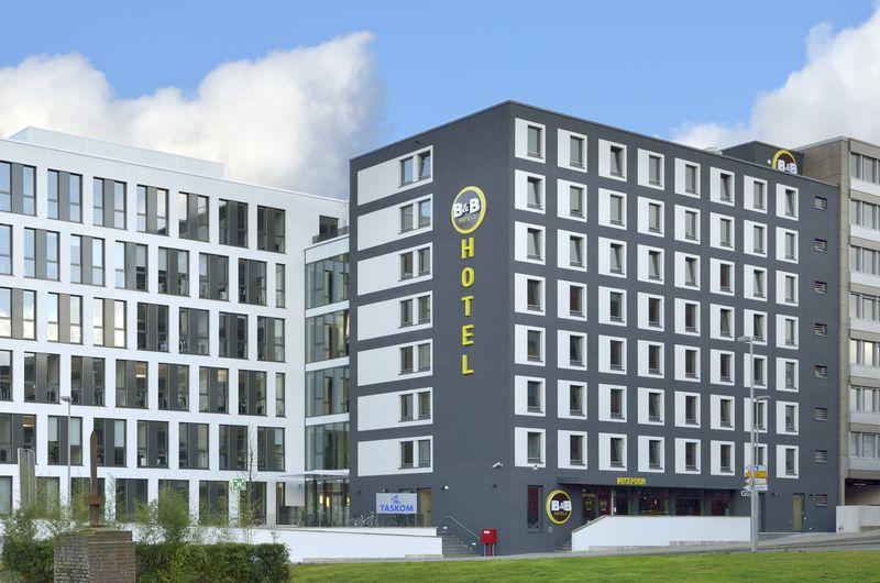 Hotel B&B Hotel Düsseldorf-City