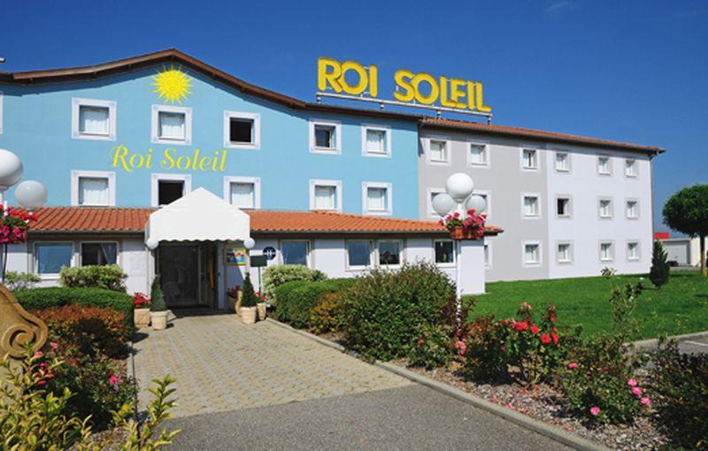 hotel roi soleil mulhouse kingersheim in kingersheim. Black Bedroom Furniture Sets. Home Design Ideas